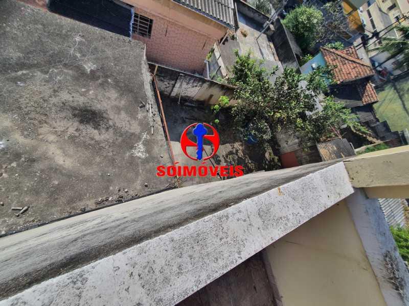 LAGE LATERAL - Casa 5 quartos à venda Piedade, Rio de Janeiro - R$ 460.000 - TJCA50010 - 22