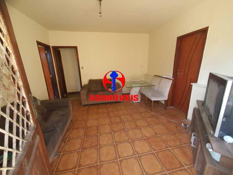 SALA - Casa 5 quartos à venda Piedade, Rio de Janeiro - R$ 460.000 - TJCA50010 - 7
