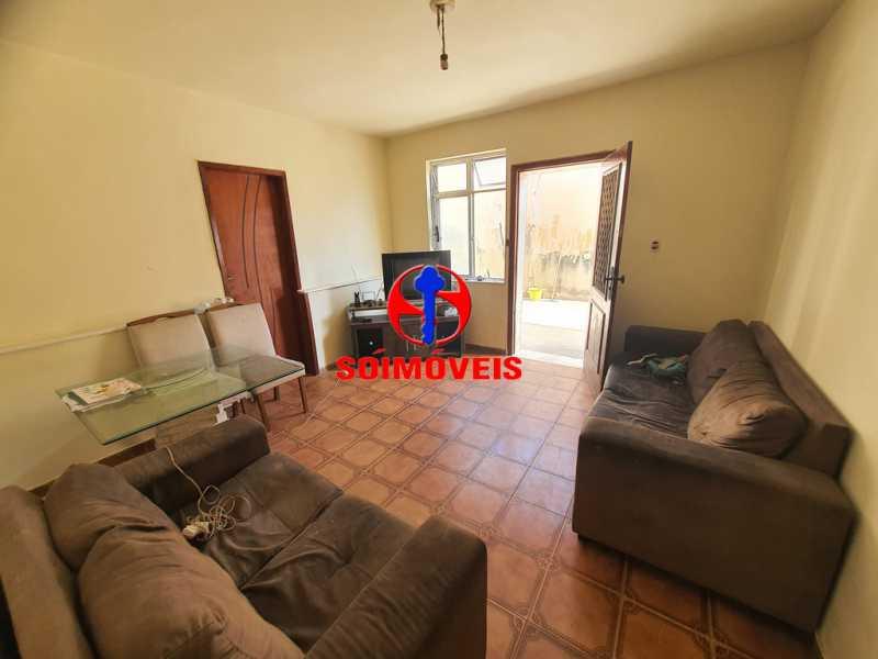 SALA - Casa 5 quartos à venda Piedade, Rio de Janeiro - R$ 460.000 - TJCA50010 - 6