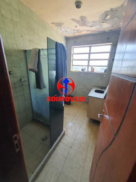 BANHEIRO - Casa 5 quartos à venda Piedade, Rio de Janeiro - R$ 460.000 - TJCA50010 - 16