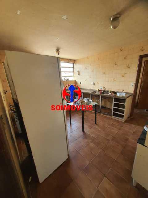 COZINHA - Casa 5 quartos à venda Piedade, Rio de Janeiro - R$ 460.000 - TJCA50010 - 8