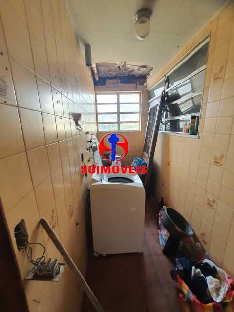 ÁREA DE SERVIÇO - Casa 5 quartos à venda Piedade, Rio de Janeiro - R$ 460.000 - TJCA50010 - 17