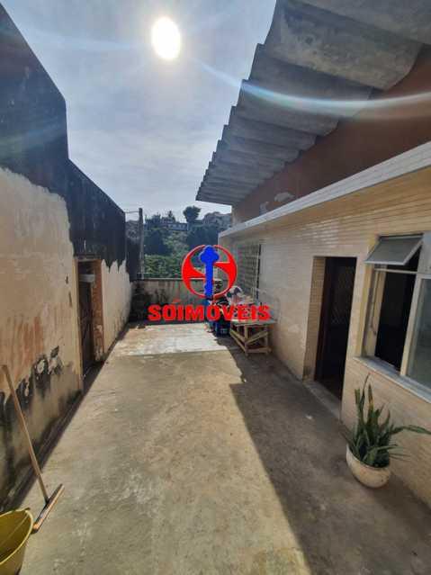 ENTRADA - Casa 5 quartos à venda Piedade, Rio de Janeiro - R$ 460.000 - TJCA50010 - 1