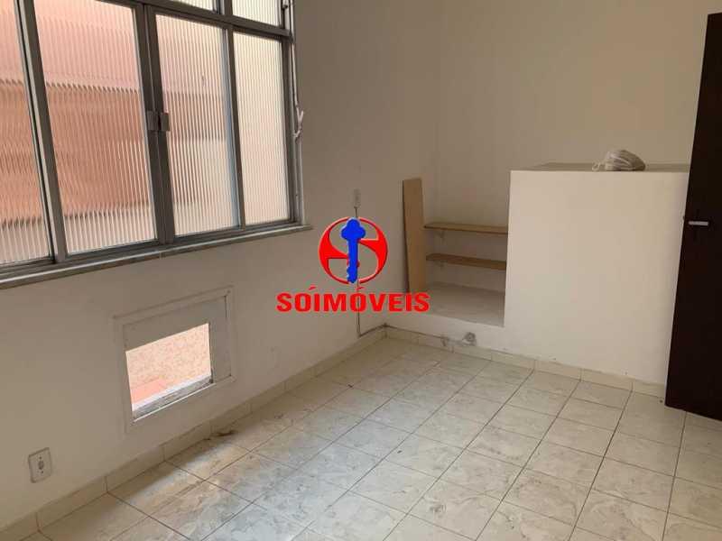 QUARTO - Casa de Vila 2 quartos à venda Andaraí, Rio de Janeiro - R$ 370.000 - TJCV20078 - 4