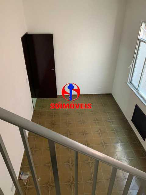 SALA - Casa de Vila 2 quartos à venda Andaraí, Rio de Janeiro - R$ 370.000 - TJCV20078 - 5