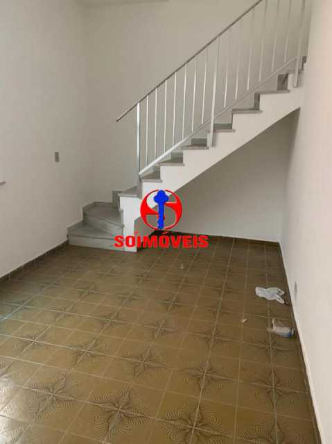 SALA - Casa de Vila 2 quartos à venda Andaraí, Rio de Janeiro - R$ 370.000 - TJCV20078 - 6