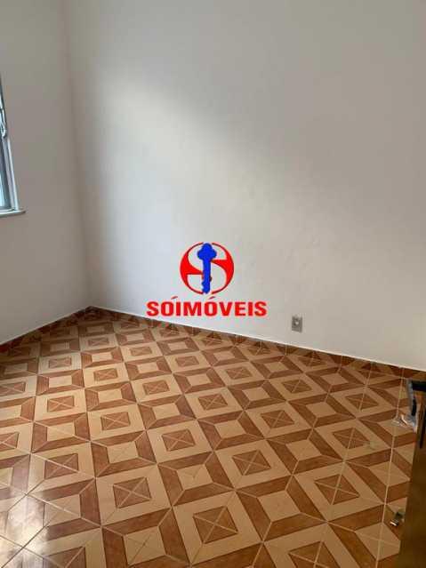 QUARTO - Casa de Vila 2 quartos à venda Andaraí, Rio de Janeiro - R$ 370.000 - TJCV20078 - 11