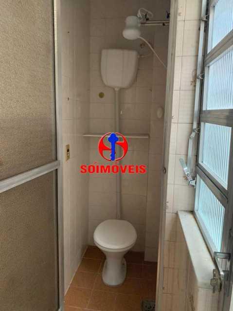 BANHEIRO DE SERVIÇO - Casa de Vila 2 quartos à venda Andaraí, Rio de Janeiro - R$ 370.000 - TJCV20078 - 12