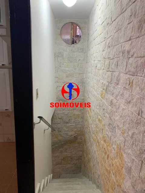ACESSO AO 2 ANDAR - Casa de Vila 2 quartos à venda Andaraí, Rio de Janeiro - R$ 370.000 - TJCV20078 - 13