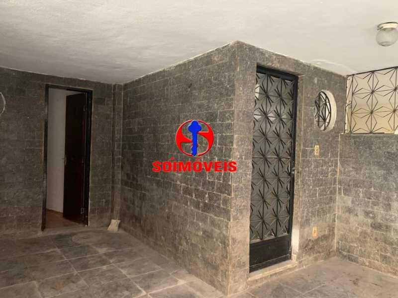 GARAGEM - Casa de Vila 2 quartos à venda Andaraí, Rio de Janeiro - R$ 370.000 - TJCV20078 - 14
