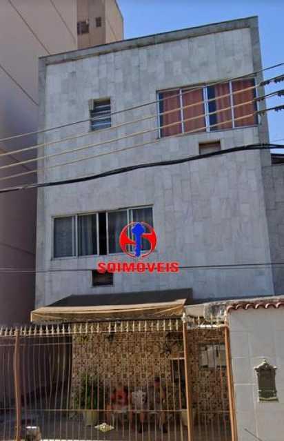 FACHADA - Casa de Vila 2 quartos à venda Andaraí, Rio de Janeiro - R$ 370.000 - TJCV20078 - 1