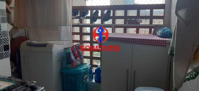 ar - condominio fechado - TJAP21016 - 21