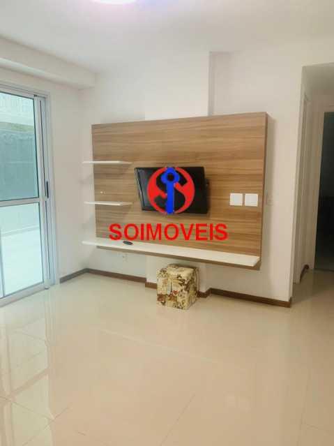sl - Apartamento 1 quarto à venda Vila Isabel, Rio de Janeiro - R$ 480.000 - TJAP10242 - 4