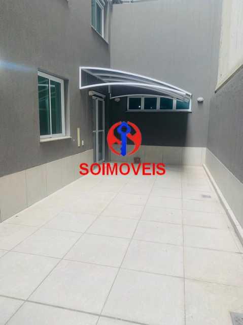 fac - Apartamento 1 quarto à venda Vila Isabel, Rio de Janeiro - R$ 480.000 - TJAP10242 - 1