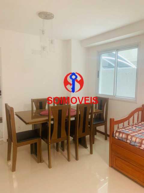 sl - Apartamento 1 quarto à venda Vila Isabel, Rio de Janeiro - R$ 480.000 - TJAP10242 - 6