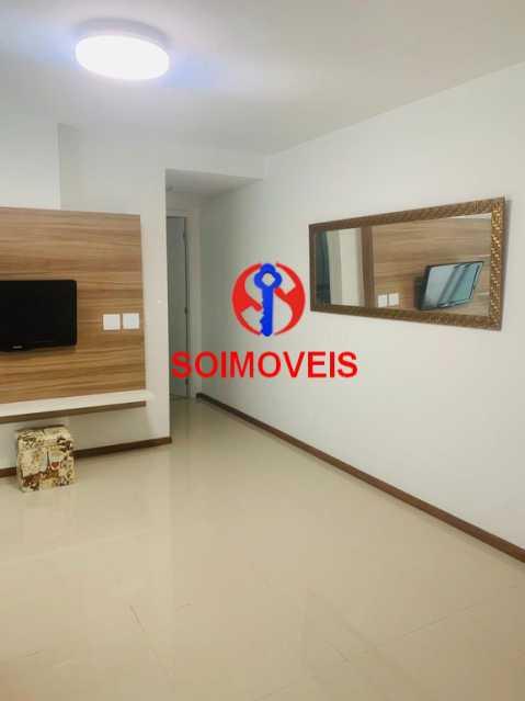 sl - Apartamento 1 quarto à venda Vila Isabel, Rio de Janeiro - R$ 480.000 - TJAP10242 - 5
