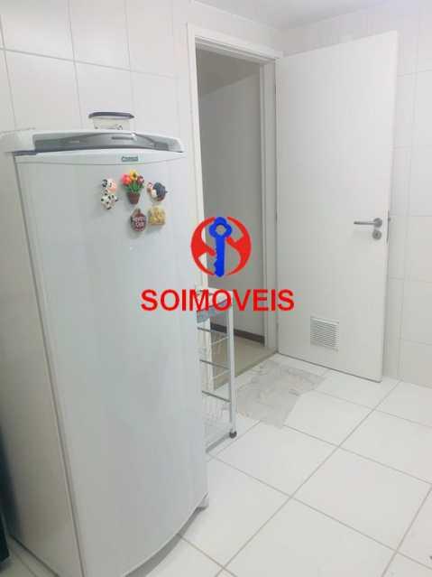 cz - Apartamento 1 quarto à venda Vila Isabel, Rio de Janeiro - R$ 480.000 - TJAP10242 - 12