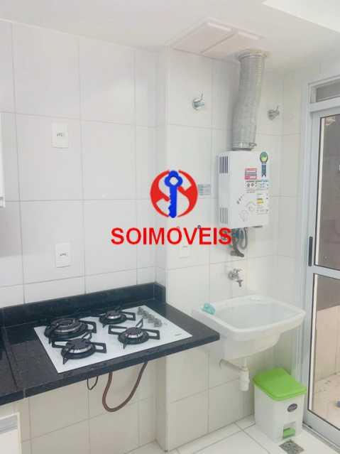cz - Apartamento 1 quarto à venda Vila Isabel, Rio de Janeiro - R$ 480.000 - TJAP10242 - 13