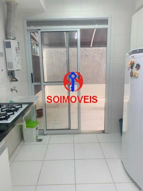 cz - Apartamento 1 quarto à venda Vila Isabel, Rio de Janeiro - R$ 480.000 - TJAP10242 - 11