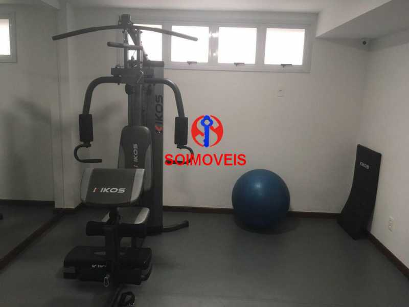 acad - Apartamento 1 quarto à venda Vila Isabel, Rio de Janeiro - R$ 480.000 - TJAP10242 - 18