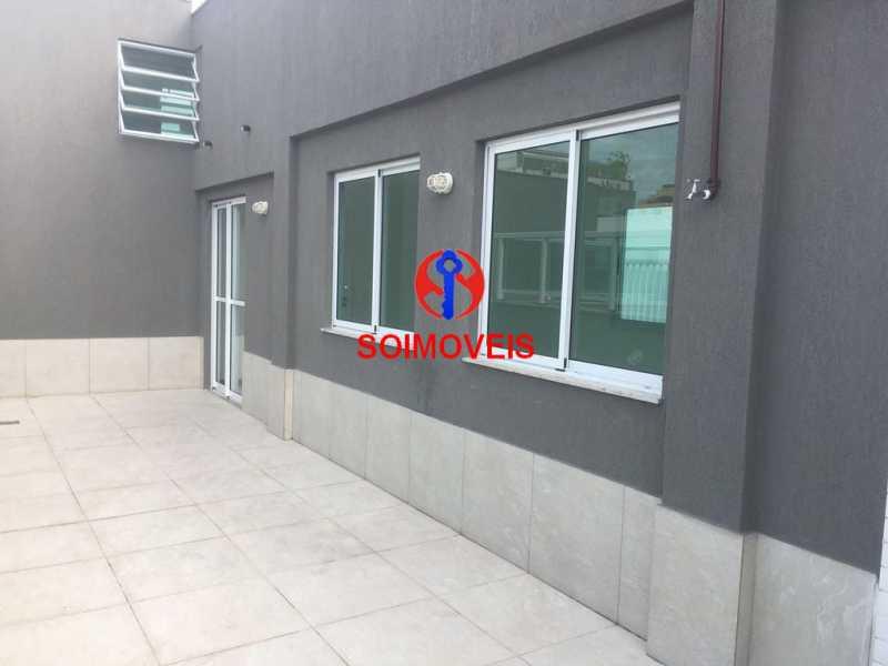 fac - Apartamento 1 quarto à venda Vila Isabel, Rio de Janeiro - R$ 480.000 - TJAP10242 - 3