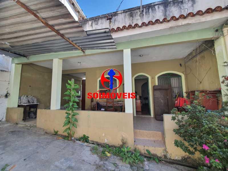 FACHADA - Casa de Vila 2 quartos à venda Piedade, Rio de Janeiro - R$ 200.000 - TJCV20101 - 1