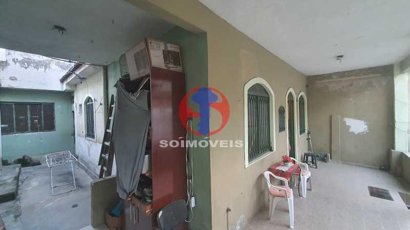 FACHADA - Casa de Vila 2 quartos à venda Piedade, Rio de Janeiro - R$ 200.000 - TJCV20101 - 3