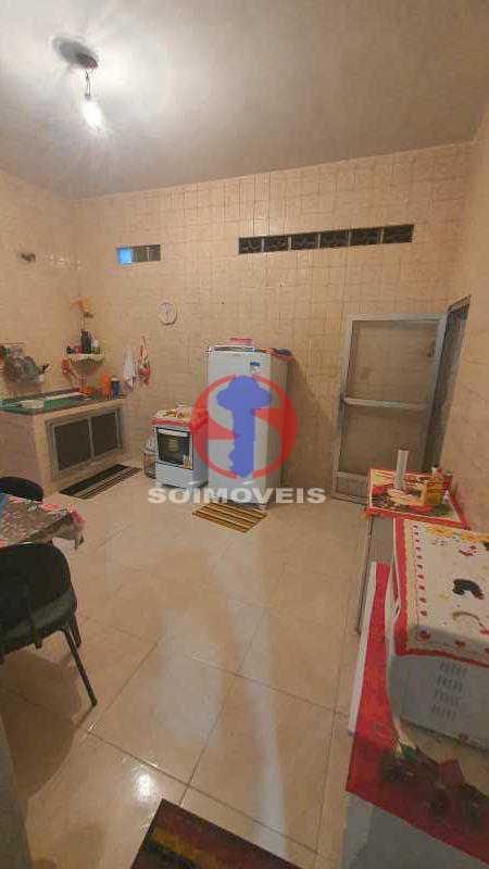 COZINHA - Casa de Vila 2 quartos à venda Piedade, Rio de Janeiro - R$ 200.000 - TJCV20101 - 11