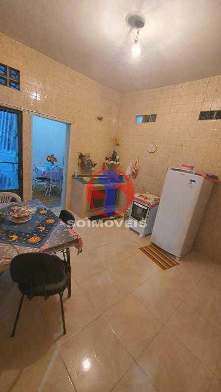 COZINHA - Casa de Vila 2 quartos à venda Piedade, Rio de Janeiro - R$ 200.000 - TJCV20101 - 12