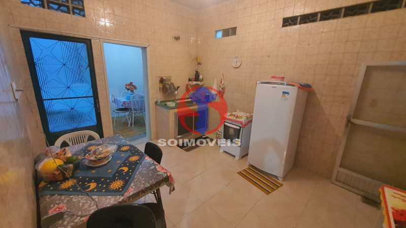 COZINHA - Casa de Vila 2 quartos à venda Piedade, Rio de Janeiro - R$ 200.000 - TJCV20101 - 10