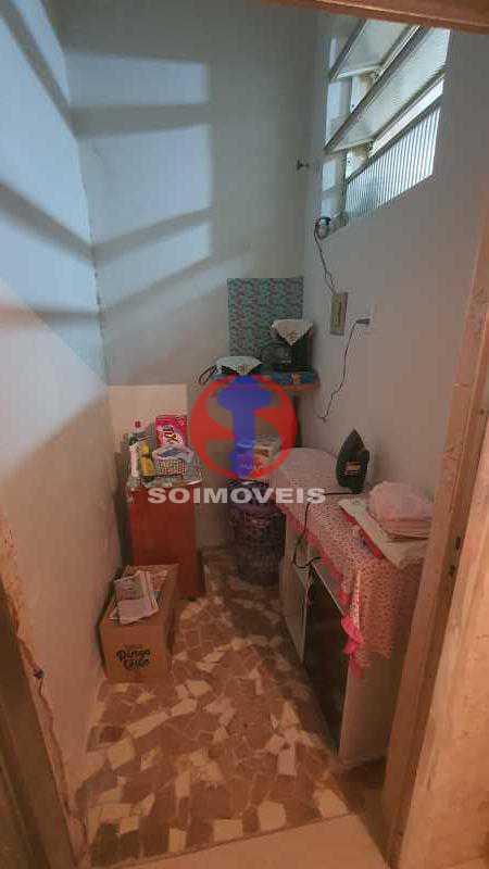 ÁREA DE SERVIÇO - Casa de Vila 2 quartos à venda Piedade, Rio de Janeiro - R$ 200.000 - TJCV20101 - 22