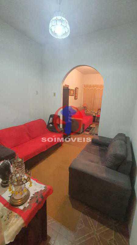 SALA - Casa de Vila 2 quartos à venda Piedade, Rio de Janeiro - R$ 200.000 - TJCV20101 - 9