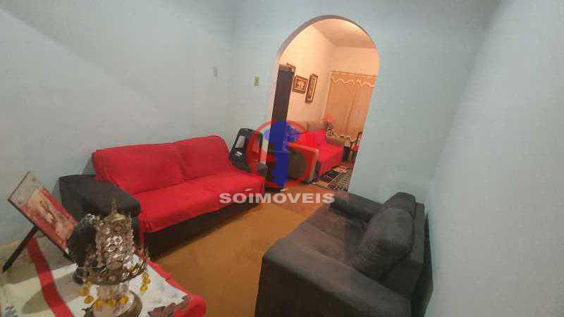 SALA - Casa de Vila 2 quartos à venda Piedade, Rio de Janeiro - R$ 200.000 - TJCV20101 - 8