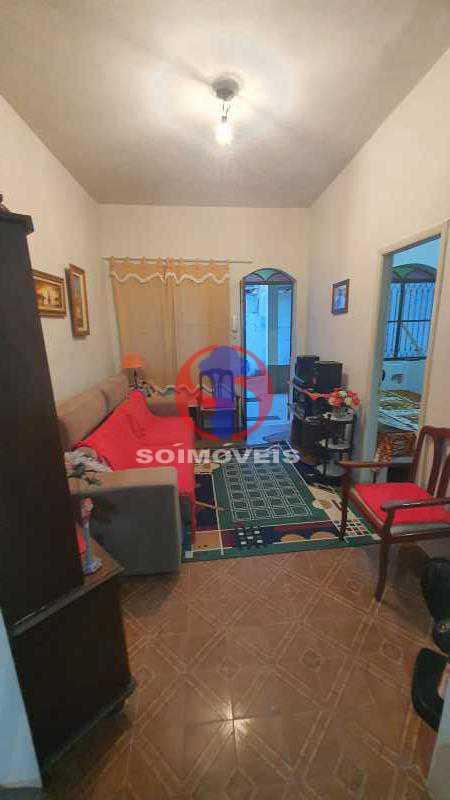 SALA - Casa de Vila 2 quartos à venda Piedade, Rio de Janeiro - R$ 200.000 - TJCV20101 - 4