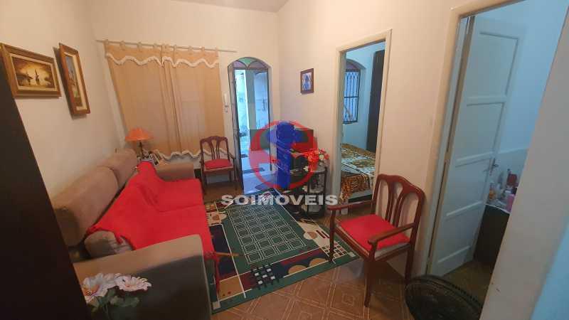 SALA - Casa de Vila 2 quartos à venda Piedade, Rio de Janeiro - R$ 200.000 - TJCV20101 - 5