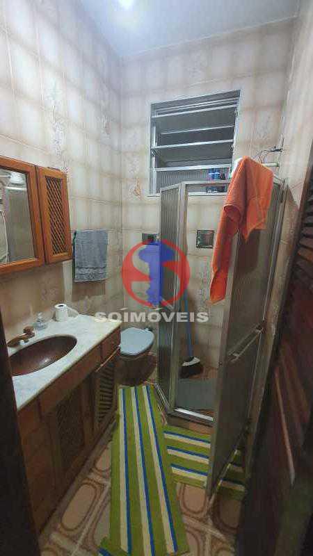 BANHEIRO - Casa de Vila 2 quartos à venda Piedade, Rio de Janeiro - R$ 200.000 - TJCV20101 - 19