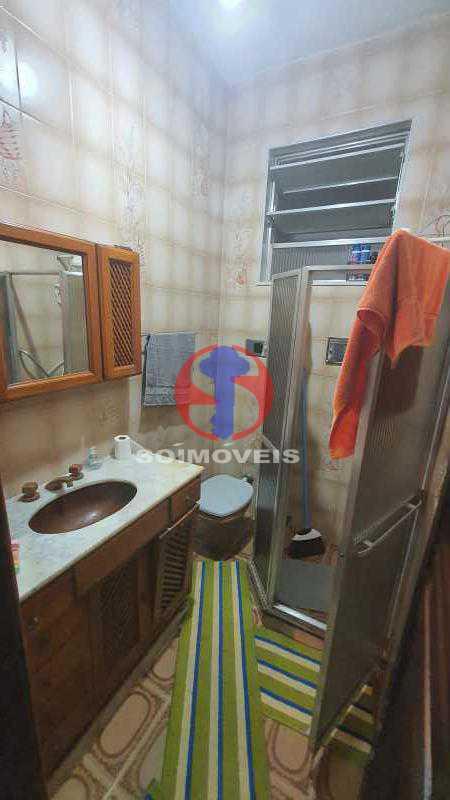 BANHEIRO - Casa de Vila 2 quartos à venda Piedade, Rio de Janeiro - R$ 200.000 - TJCV20101 - 21