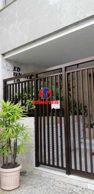 ENTRADA - Kitnet/Conjugado 25m² à venda Centro, Rio de Janeiro - R$ 260.000 - TJKI00053 - 1