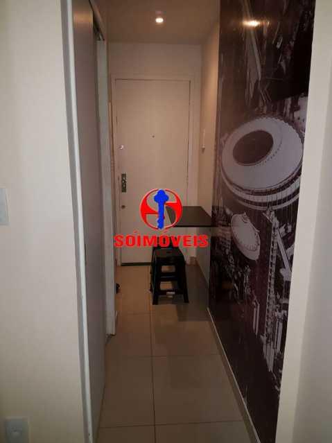 ENTRADA - Kitnet/Conjugado 25m² à venda Centro, Rio de Janeiro - R$ 260.000 - TJKI00053 - 3