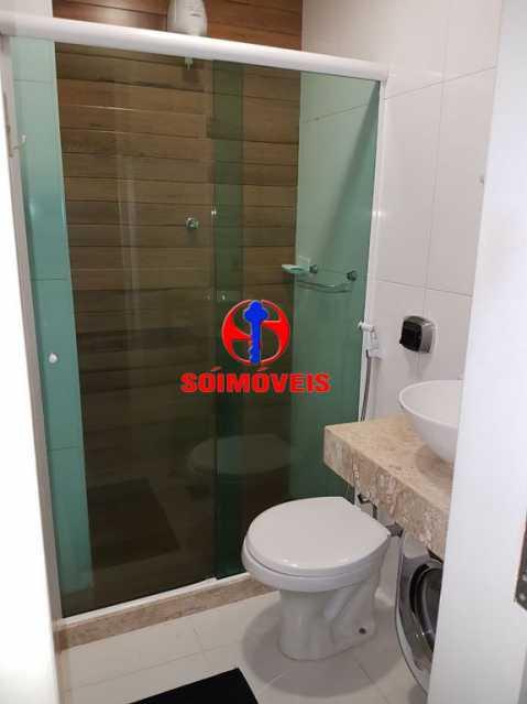 BANHEIRO - Kitnet/Conjugado 25m² à venda Centro, Rio de Janeiro - R$ 260.000 - TJKI00053 - 10