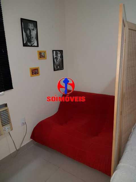 QUARTO - Kitnet/Conjugado 25m² à venda Centro, Rio de Janeiro - R$ 260.000 - TJKI00053 - 6