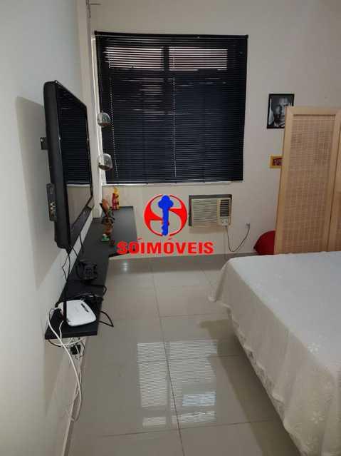 QUARTO - Kitnet/Conjugado 25m² à venda Centro, Rio de Janeiro - R$ 260.000 - TJKI00053 - 7