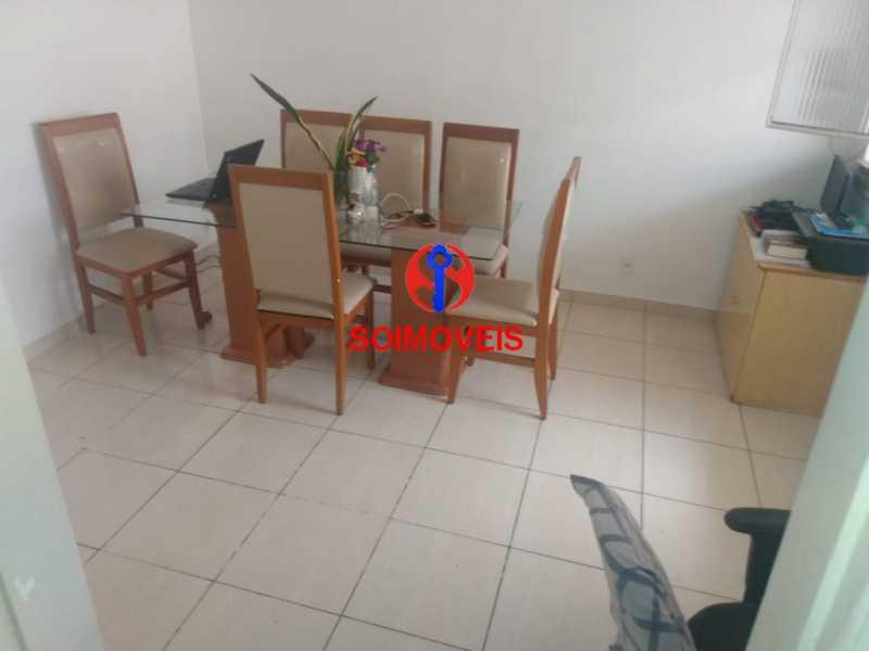 SL - Apartamento 2 quartos à venda Riachuelo, Rio de Janeiro - R$ 270.000 - TJAP21020 - 4