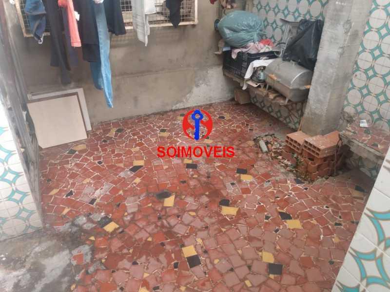AR - Apartamento 2 quartos à venda Riachuelo, Rio de Janeiro - R$ 270.000 - TJAP21020 - 21