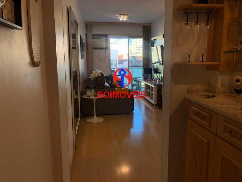 SL - Apartamento 3 quartos à venda Maracanã, Rio de Janeiro - R$ 630.000 - TJAP30447 - 1
