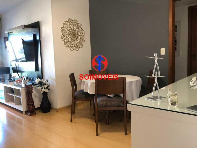 SL - Apartamento 3 quartos à venda Maracanã, Rio de Janeiro - R$ 630.000 - TJAP30447 - 4