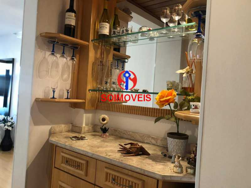 BAR - Apartamento 3 quartos à venda Maracanã, Rio de Janeiro - R$ 630.000 - TJAP30447 - 8