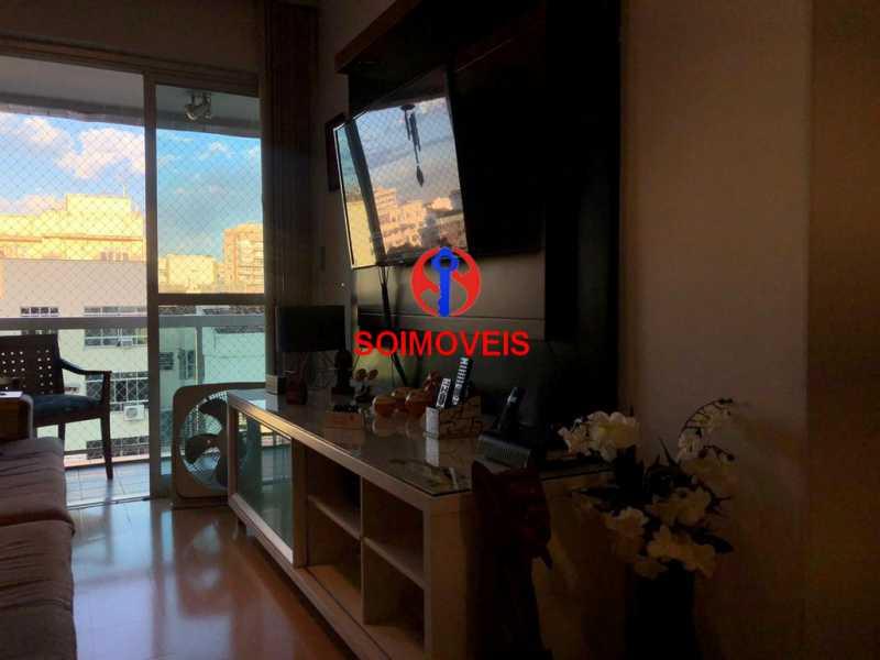 SL - Apartamento 3 quartos à venda Maracanã, Rio de Janeiro - R$ 630.000 - TJAP30447 - 6