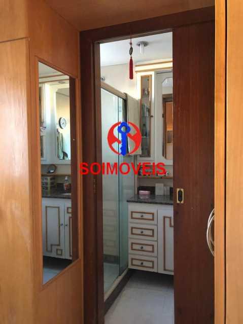 QT - Apartamento 3 quartos à venda Maracanã, Rio de Janeiro - R$ 630.000 - TJAP30447 - 16