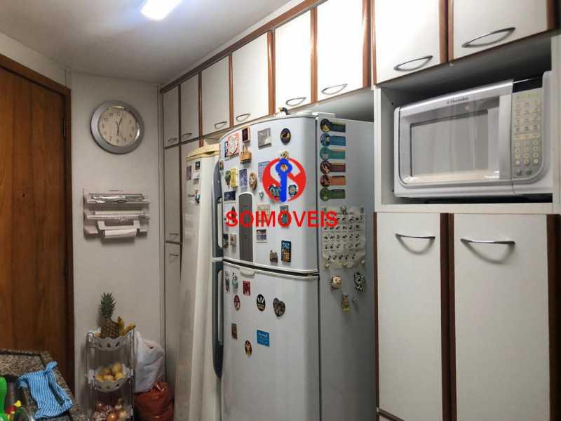 CZ - Apartamento 3 quartos à venda Maracanã, Rio de Janeiro - R$ 630.000 - TJAP30447 - 20